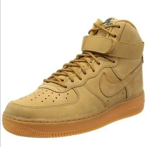Nike Air Force 1 High Top '07 LV8 Wheat Flax